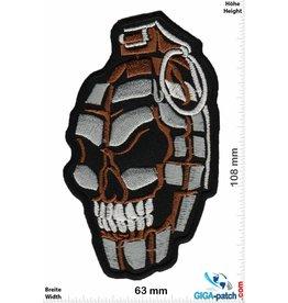 Totenkopf Skull and Crossbones - HQ
