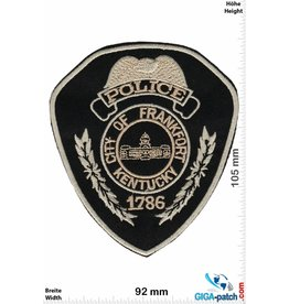 Police Police - City of Frankfort Kentucky