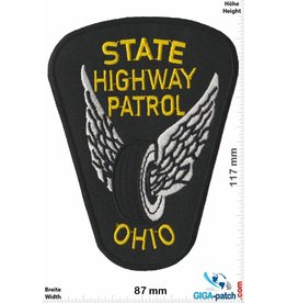 Police State Highway Patrol Ohio