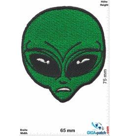 Alien Alien Head- green