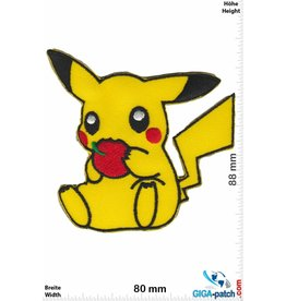 Pikachu  Pikachu - Pokémon - Apple