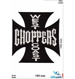 West Coast West Coast Choppers - black -  19 cm