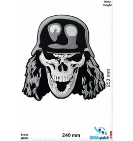 Slayer Slayer - Skull - 25 cm - BIG