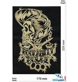 Rockabilly Rockabilly Rules - Old School - 22 cm - BIG
