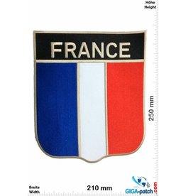 France France - Frankreich - 25 cm - BIG