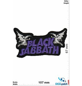Black Sabbath Black Sabbath - purple