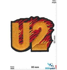 U2 U2 - Fire - Rockband - Bono