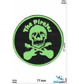 The Pirates The Pirates - Johnny Kidd - neongreen