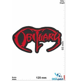 Obituary Obituary - Death-Metal-Band -red