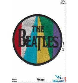 Beatles  The Beatles - color -round