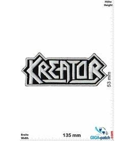 Kreator Kreator - silver  big -Thrash-Metal-Band
