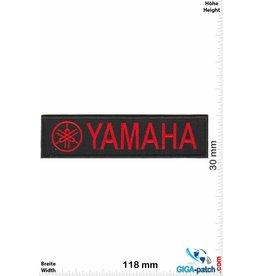 Yamaha Yamaha - red black