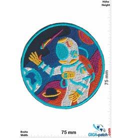 Nasa Spaceman - Astronaut  - Nasa - space