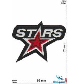 Stars STARS - red