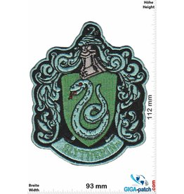 Harry Potter Slytherin -Wappen - Harry Potter - HQ