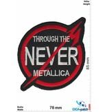 Metallica Metallica - Through the NEVER