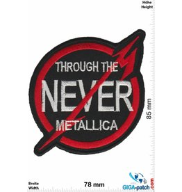 Metallica Metallica - Through the NEVER