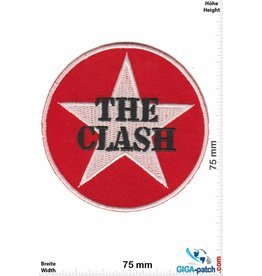 The Clash The Clash - Star - Punk Band