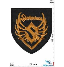 Sabaton  Sabaton - gold - Power-Metal-Band