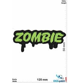 Zombie Zombie - green