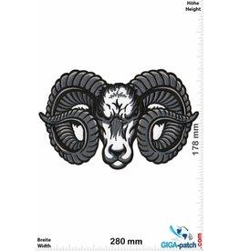 Widder Aries - Goat  - 28 cm - BIG