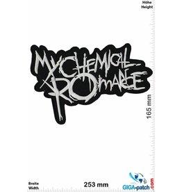My Chemical Rommance My Chemical Rommance  - 25 cm