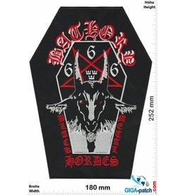 Bathory BATHORY - Black Metal Hordes - 25 cm