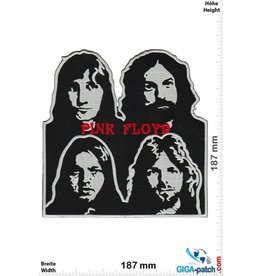 Pink Floyd Pink Floyd - Heads - 18 cm