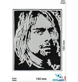 Kurt Cobain Kurt Cobain - Nirvana  - Head - 18 cm