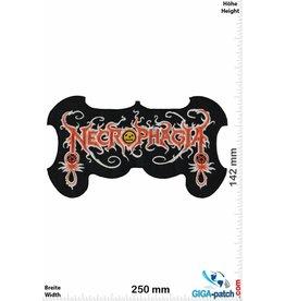 Necrophagia  Necrophagia - 25 cm