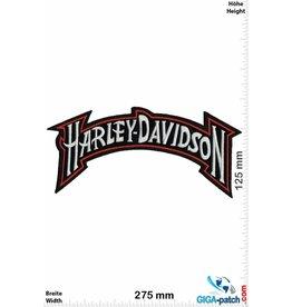 Harley Davidson Harley Davidson Motorcycles - Curve - 27 cm -BIG
