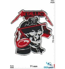 Metallica Metallica - Skull