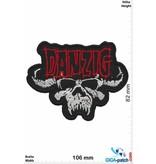Danzig  Danzig  - red  silver