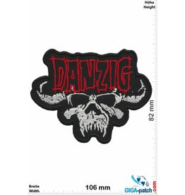 Danzig  Danzig  - red  silver