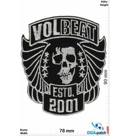 Volbeat Vol Beat - VOLBEAT - Esto. 2001