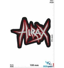 Hirax Hirax - silver - Thrash-Metal-Band