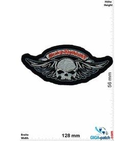 Harley Davidson Harley Davidson - Skull Fly