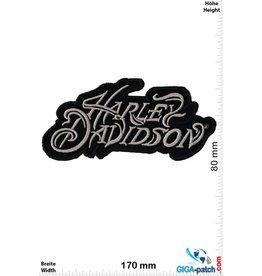 Harley Davidson Harley Davidson - Font
