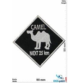 Camel Camel - next 25 KM