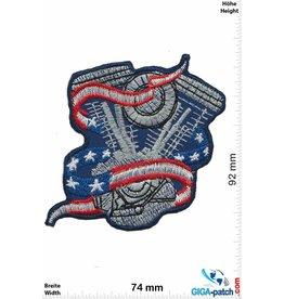 Bikerpatch V Power - USA