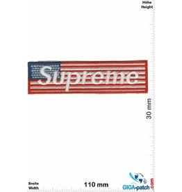 Supreme Supreme - USA - white