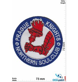 Northerm Soul Northern Soul Club - Prague Knights - rund