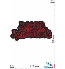Amon Amarth Amon Amarth - Melodic-Death-Metal - red