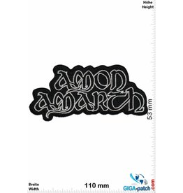 Amon Amarth Amon Amarth - Melodic-Death-Metal - silver