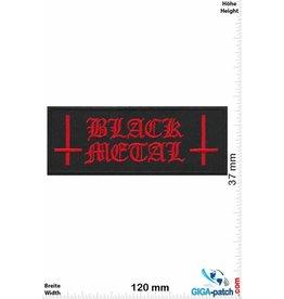 Black Metal Black Metal - red
