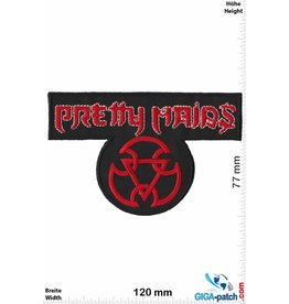 Pretty Maids Pretty Maids - Hard-Rock-Heavy-Metal-Band -red