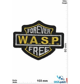 W.A.S.P.  W.A.S.P.  Forever Free- Metal-Band