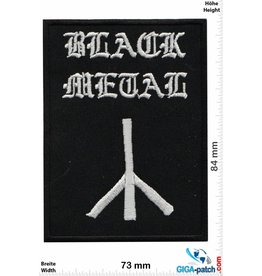 Black Metal Black Metal - silver