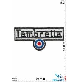 Lambretta Lambretta -black white