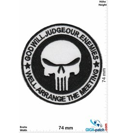Punisher Punisher - God Will Judge our Enemies - Well Arrange the Meeting